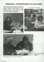 1987 Clyde High School Yearbook Page 78 & 79