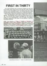 1987 Clyde High School Yearbook Page 80 & 81