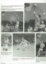 1987 Clyde High School Yearbook Page 90 & 91