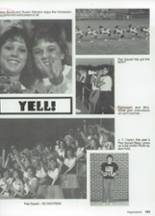 1987 Clyde High School Yearbook Page 114 & 115