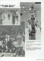 1987 Clyde High School Yearbook Page 116 & 117