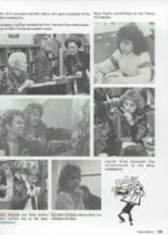 1987 Clyde High School Yearbook Page 120 & 121