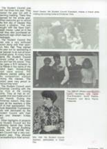 1987 Clyde High School Yearbook Page 122 & 123