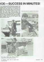 1987 Clyde High School Yearbook Page 124 & 125