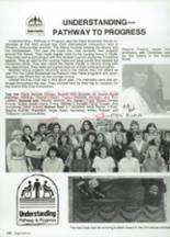 1987 Clyde High School Yearbook Page 132 & 133