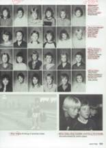 1987 Clyde High School Yearbook Page 134 & 135