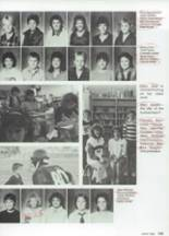 1987 Clyde High School Yearbook Page 136 & 137