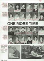 1987 Clyde High School Yearbook Page 138 & 139
