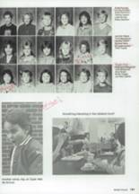 1987 Clyde High School Yearbook Page 142 & 143