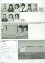 1987 Clyde High School Yearbook Page 170 & 171