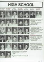 1987 Clyde High School Yearbook Page 172 & 173