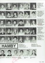 1987 Clyde High School Yearbook Page 174 & 175