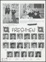 1999 Wanette High School Yearbook Page 28 & 29