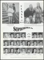 1999 Wanette High School Yearbook Page 30 & 31