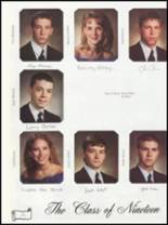 1999 Wanette High School Yearbook Page 38 & 39