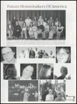 1999 Wanette High School Yearbook Page 40 & 41