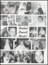 1999 Wanette High School Yearbook Page 42 & 43