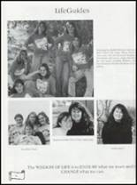 1999 Wanette High School Yearbook Page 44 & 45