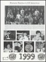 1999 Wanette High School Yearbook Page 46 & 47