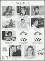 1999 Wanette High School Yearbook Page 52 & 53