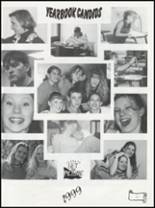1999 Wanette High School Yearbook Page 54 & 55