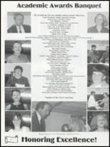 1999 Wanette High School Yearbook Page 70 & 71