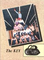 1986 Yearbook Hanover Central High School