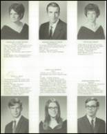 1970 Madison Central School Yearbook Page 18 & 19