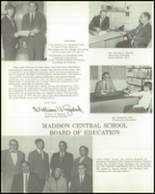 1970 Madison Central School Yearbook Page 24 & 25