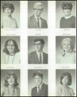 1970 Madison Central School Yearbook Page 34 & 35