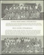1970 Madison Central School Yearbook Page 56 & 57