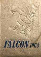 1963 Yearbook A.C. Flora High School