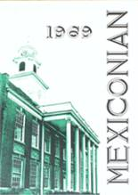 1969 Yearbook Mexico Academy & Central High School