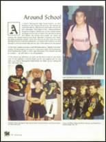 1991 Alamogordo High School Yearbook Page 20 & 21