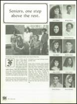 1991 Alamogordo High School Yearbook Page 24 & 25