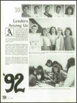 1991 Alamogordo High School Yearbook Page 50 & 51