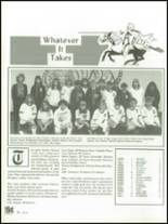 1991 Alamogordo High School Yearbook Page 92 & 93