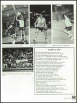 1991 Alamogordo High School Yearbook Page 106 & 107