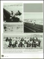 1991 Alamogordo High School Yearbook Page 110 & 111