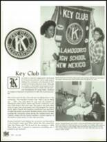 1991 Alamogordo High School Yearbook Page 158 & 159
