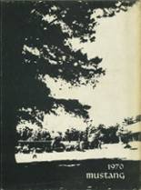 1970 Yearbook Myers Park High School
