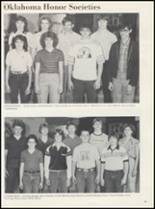 1983 Shattuck High School Yearbook Page 46 & 47
