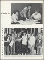 1983 Shattuck High School Yearbook Page 90 & 91