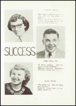 1951 Hancock High School Yearbook Page 14 & 15