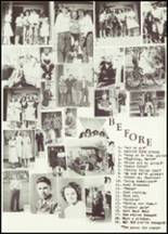 1951 Hancock High School Yearbook Page 22 & 23