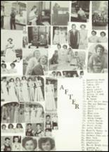 1951 Hancock High School Yearbook Page 24 & 25