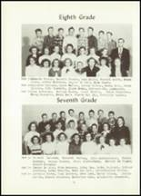 1951 Hancock High School Yearbook Page 30 & 31