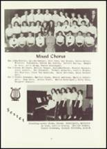 1951 Hancock High School Yearbook Page 32 & 33