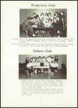 1951 Hancock High School Yearbook Page 36 & 37
