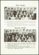 1951 Hancock High School Yearbook Page 42 & 43